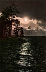 Moonlight, Lake Tahoe