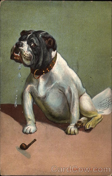 Bull Dog and Pipe Dogs