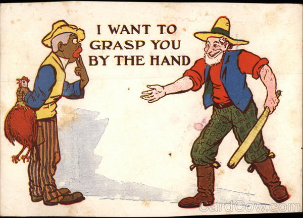 I Want to Grasp You By the Hand Black Americana