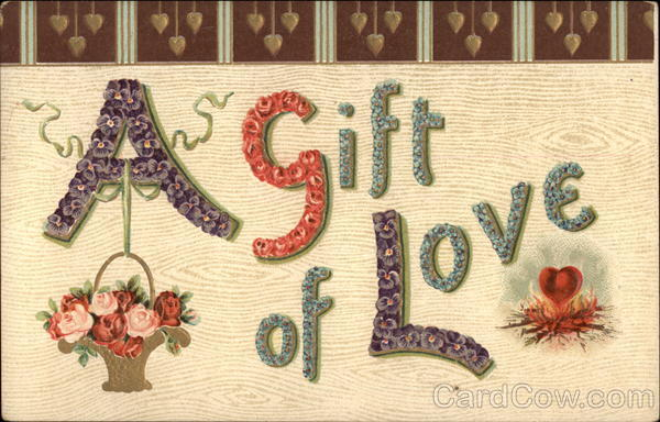 A Gift of Love Greetings