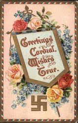 Greetings Cordial Wishes True