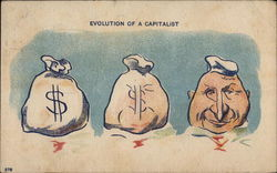 Evolution of a Capitalist