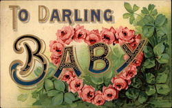To Darling Baby