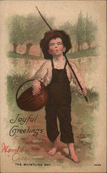 Joyful Greetings - The Whistling Boy