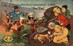 One Way of Catching Them - In 1908