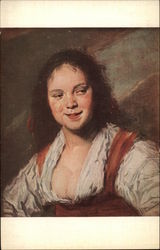 The Gypsy by Frans Hals