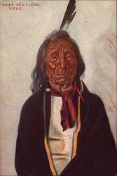 Cheif Red-CLoud Sioux