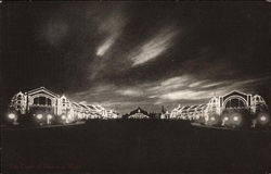 The Alaka-Yukon-Pacific Exposition by Night