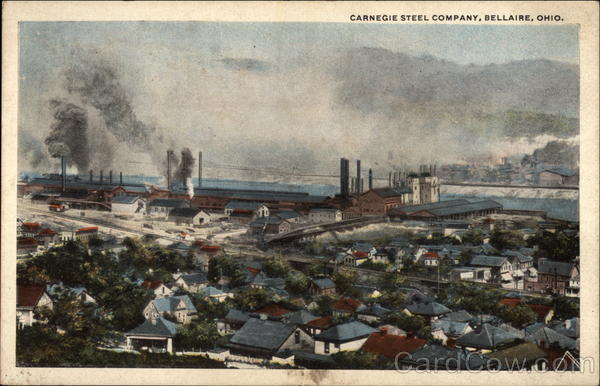Carnegie Steel Company Bellaire OhioCarnegie Steel Company