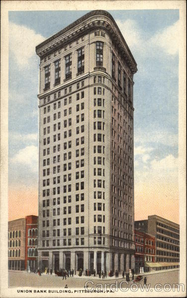 Union Bank Building Pittsburgh Pennsylvania
