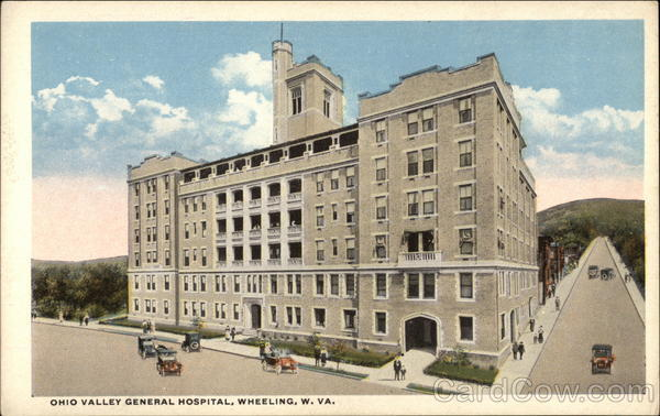 Ohio Valley General Hospital Wheeling West Virginia