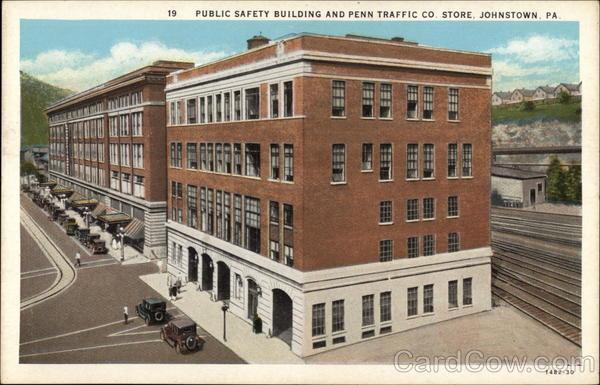 Address Of White Building Penn State