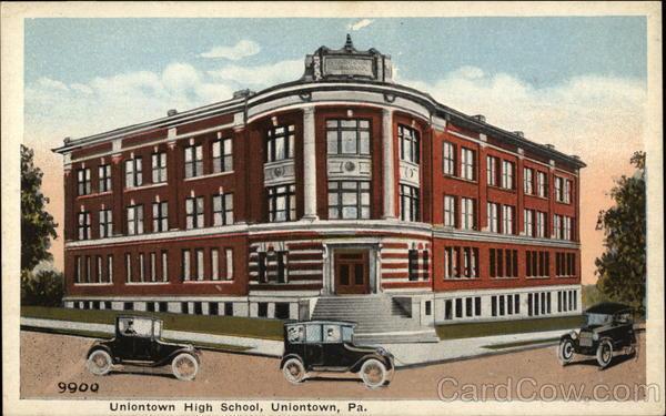Uniontown High School Pennsylvania