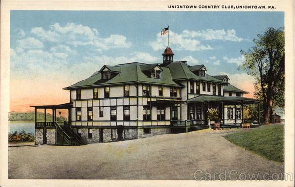 Uniontown Country Club Pennsylvania