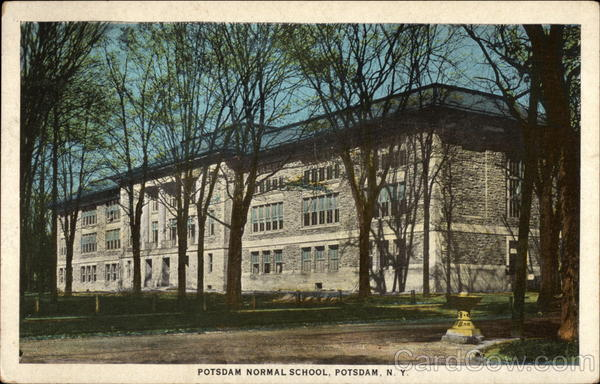 Potsdam Normal School New York