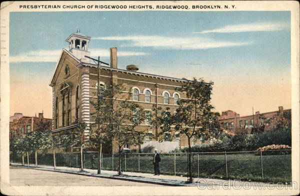 Presbyterian Church of Ridgewood Heights Brooklyn New York