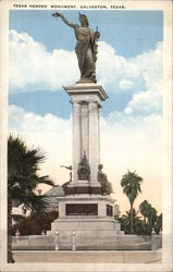 Texas Heroes' Monument