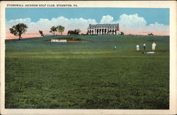 Stonewall Jackson Golf Club