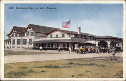 Burlington Cody Inn