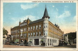 Camden Hotel and National Exchange Bank