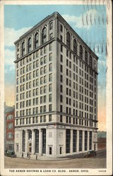 The Akron Savings & Loan Co. Bldg