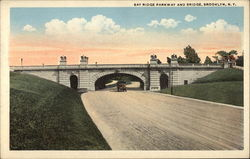 Bay Ridge Parkway and Bridge