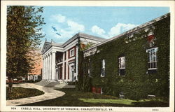 Cabell Hall, University of Virginia