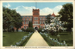 Administration Building, W. Va. Wesleyan College