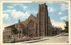 Beeson Avenue and Asbury M.E. Church
