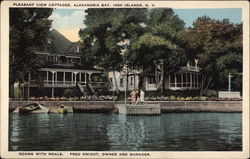Pleasant View Cottages, Alexandria Bay