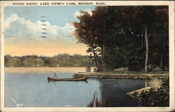 Picnic Point, Lake Nipmuc Park