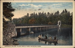 Memorial Bridge, Island Grove Park