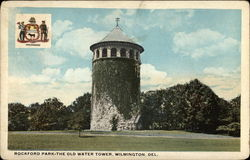 Rockford Park - The Old Water Tower