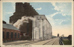 New G. N. Grain Elevators