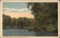 The Lake, Beechmont Park