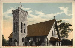 St. Gabriel's Roman Catholic Church Postcard