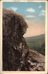 Washington Boulder Postcard