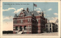 Post Office and Gov. Building