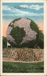 Floral Globe, National Military Home
