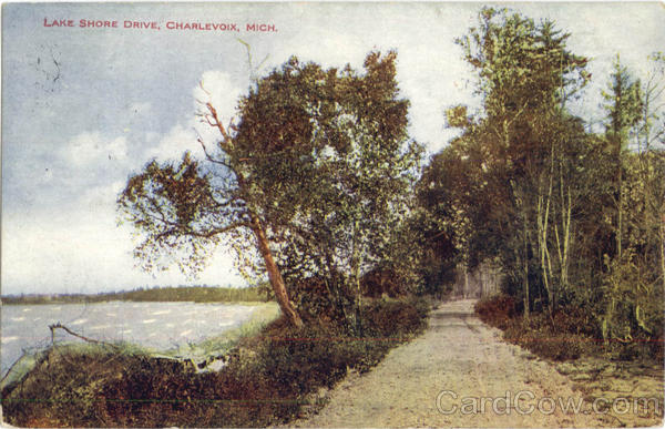 Lake Shore Drive Charlevoix Michigan