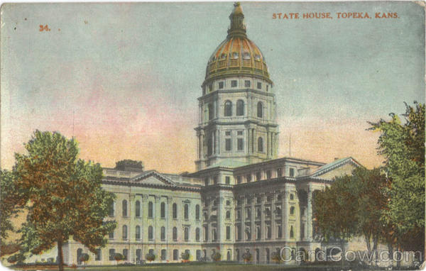 State House Topeka Kansas
