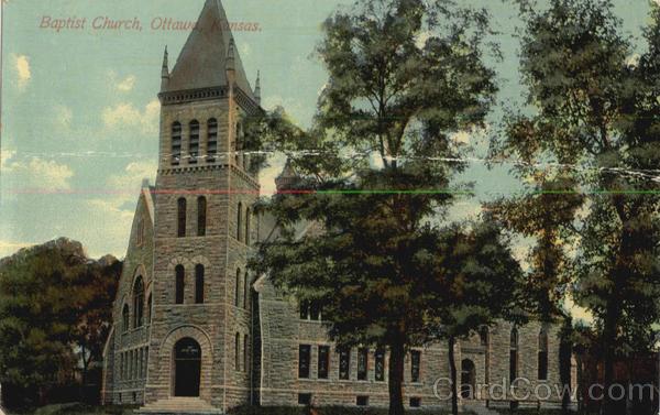 Baptist Church Ottawa Kansas