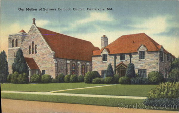 Our Mother of Sorrows Catholic Church Centerville Maryland