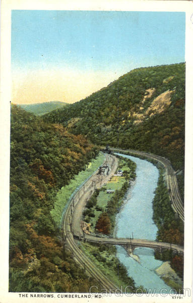 The Narrows Cumberland Maryland