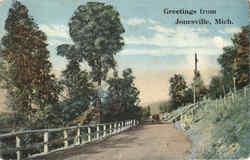 Greeting from Jonesville