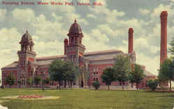 Pumping Station, Water Works Park