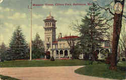 Mansion House, Clifton Park
