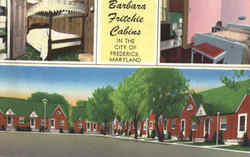 Barbara Fritchie Cabins