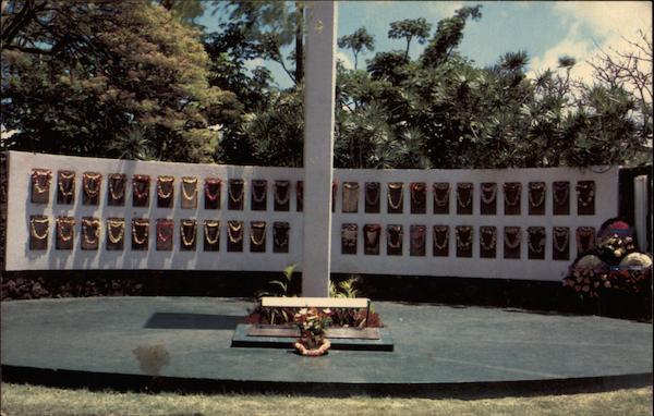 The Submarine Memorial Pearl Harbor, HI