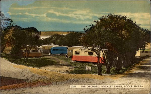 The Orchard, Rockley Sands, Poole Riviera United Kingdom